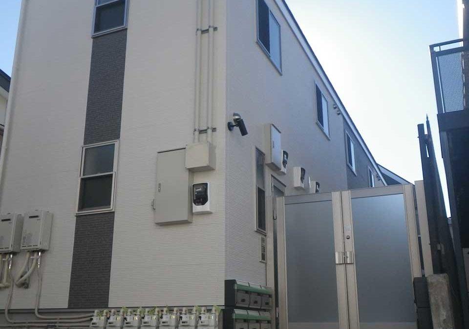 シェアハウス江古田